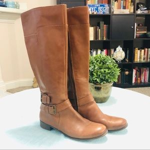 Nine West Vintage America Collection Riding Boots